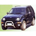 MEDIUM BAR INOX 63.5 JEEP CHEROKEE 2002- - accessoires 4X4 MISUTONIDA