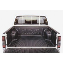 BEDLINER MAZDA BT50 SIMPLE CAB 2006- - accessoires 4X4 MISUTONIDA