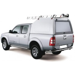 HARD TOP ABS MAZDA BT50 2007- DOUBLE CAB AVEC VITRES LATERALES