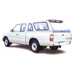 Hard top CARRYBOY MAZDA B2500 DOUBLE CAB 1999- 2006 - accessoires 4X4 MISUTONIDA