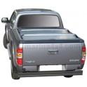 TONNEAU COVER ALU MAZDA BT50 SUPER CAB 2007- - accessoires 4X4 MISUTONIDA