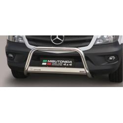 MEDIUM BAR INOX 63 MERCEDES SPRINTER 2013- - CE accessoires 4x4 MISUTONIDA