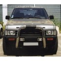 BIG BAR INOX 76 NISSAN KING CAB -1991