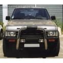 BIG BAR INOX Ø 76 NISSAN KING CAB 1992- 1997