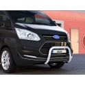 Protection avant INOX 60 FORD TOURNEO CUSTOM 2013- CE accessoires 4x4 MISUTONIDA