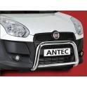 Protection avant INOX 60 FIAT DOBLO 2010- - CE accessoires 4x4 ANTEC