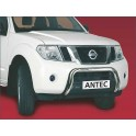 Protection avant INOX 60 NISSAN PATHFINDER 2010- - CE accessoires 4X4 Antec