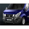 Protection avant INOX 60 NISSAN NV400 2012- - CE accessoires 4X4 ANTEC