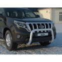 Protection avant INOX 76 TOYOTA LAND CRUISER 150 2013- - CE accessoires 4x4 ANTEC