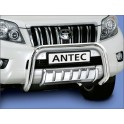 Protection de pont INOX 42 TOYOTA LAND CRUISER 150 2009-2013 - CE accessoires 4x4 ANTEC