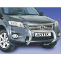 Protection avant INOX 70 TOYOTA RAV 4 2010- - CE accessoires 4X4 ANTEC