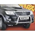 Protection avant INOX 60 TOYOTA HILUX 2012- - CE accessoires 4x4 ANTEC