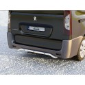 Protection arriere INOX 42 PEUGEOT EXPERT TEPEE 2012- - CE accessoires 4x4 ANTEC