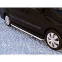 Barre laterale ovale INOX 90 TOYOTA PROACE 2013- - CE accessoires 4X4 ANTEC