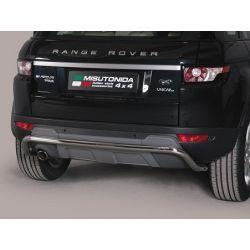 PARE CHOCS ARRIERE INOX 50 RANGE ROVER EVOQUE 2012- accessoires 4X4 MISUTONIDA