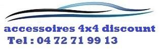 Accessoires 4x4 discount